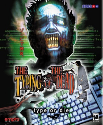 Typing of the Dead – Cover