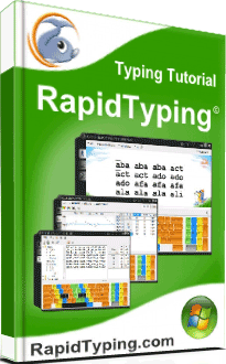 Клавиатурный тренажер Rapid Typing Tutor