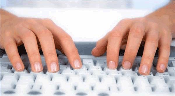 учиться печатать на клавиатуре - фото 9